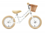 "Creme Cycles - MIA 12"" Push Bike -white unicorn-"