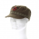 Starshot Cap Drag Jewelled - khaki