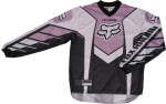 FOX racing Girls HC L/S Race-Jersey - purple