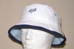 FOX racing Juniors Forever Reversible Bucket Hat - white/blue