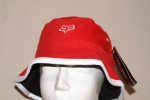 FOX racing Juniors Forever Reversible Bucket Hat - red/black