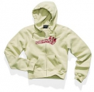 FOX racing Girls Regal Zip Hoody -khaki-